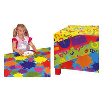 Splashmats, Assorted Designs, Pack of 4