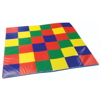 Mats, Multi-Coloured Squares, Each