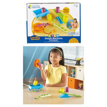 Simple Machines, Age 5+, Set