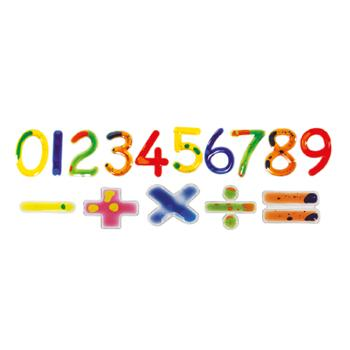Jelly Maths Symbols & Numbers 0-9, Set