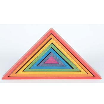 Rainbow Architect, Triangles, Set