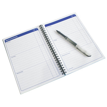 Students' Planner and Homework Diary, Each