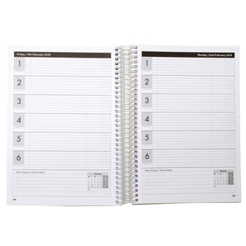 Teachers' Planners - 2020/21, A4, 6 Period, Each