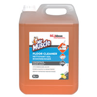 Hard Surface Cleaners, Mr Muscle(R) Floor, Case of  2 x 5 litres