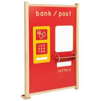 Millhouse(TM), Role Play Panels, Bank / Post, Each