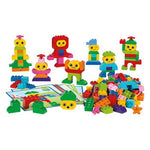 LEGO Education, Duplo(R), 45018 Build Me ''Emotions'', 3-6 Years, Set of 188 Pieces
