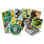 Tune Into, Animal Sounds, Age 2+, Pack