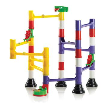 Classic Marble Run, Pack of 45 Pieces