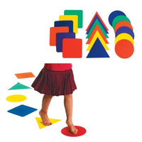 Colours & Shapes Activity Mats, Age 3+, Set of 18