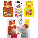 Activity Wall Set, Age 12 Months+, Set of 3