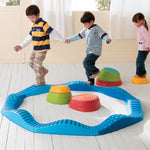 Children's Coordination, Weplay, Wavy Tactile Path, Age 1+, Set