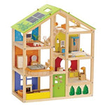All Seasons Doll House, Age 3+, Each