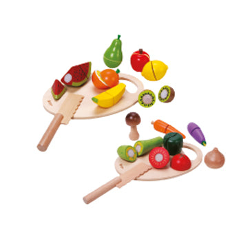 Role Play, Cutting Fruit & Vegetables, Age 2+, Set