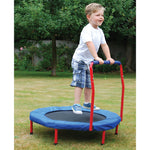 Indoor/Outdoor Play Equipment, Mini Trampoline, Age 3+, Each
