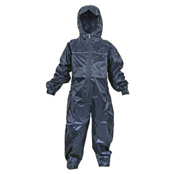 All In One Rainsuit, Navy