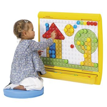 Wall-Mounted Maxi-Coloredo, Age 2+, Set