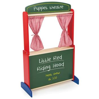 Puppet Theatre - With Chalkboard, Each