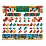 Magnetico Creative Set, Age 1+, Set of 85 Pieces