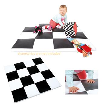 Black & White Range, Mat Chessboard, Each