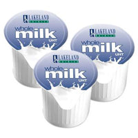 UHT Milk Cartons, Case of 120 Cartons