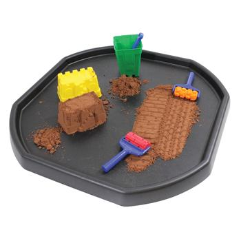 Tuff Trays, Black Tray, Each