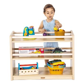 Just For Toddlers Range, 2 Shelf Cabinet
