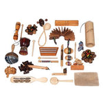 World Music Basket, 23 Piece, Set