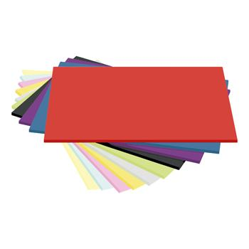 Assorted Lightweight Card, Pack of 500 Sheets