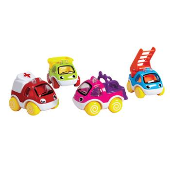 Mighty Minis, Set of 4