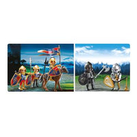 Playmobil(R) Knights, Set of 5