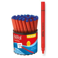Pens, Handwriting, Berol(R) Handwriting, Blue, Box of 42