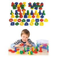 Nuts & Bolts, Age 2+, Set of 64 Pieces