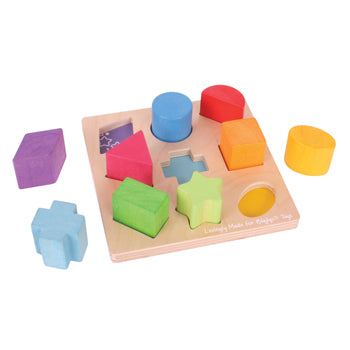 Nursery Toys, Shape Sorter, Age 1+, Each
