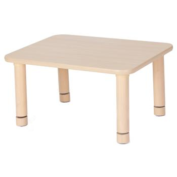 Just For Toddlers Range, Rectangle Table 800mm, Each