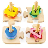 Creative Play Puzzle, Age 3+, Set