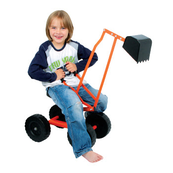 Digger On Wheels, Age 5+, Each
