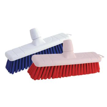 Broom, Flat Sweeping, Soft PVC, 300mm (12''), Each