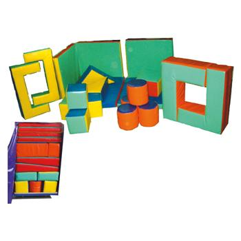 Soft Play, Box, Set