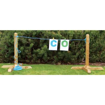 Free-Standing Washing Line, Each