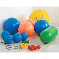 Physical and Motor Skills Development, School Balls, Set of 25