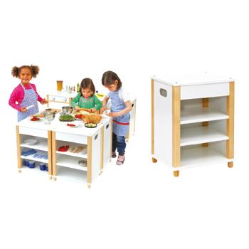 Monaco Kitchen, Workstation, Age 3+, Each