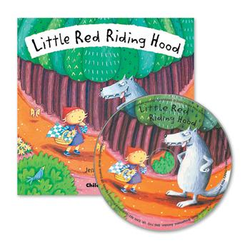 Fairytale Book & CD, Little Red Riding Hood, Set