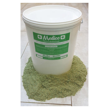 First Aid, Medico Spillage Compound, Tub of 25 Litres