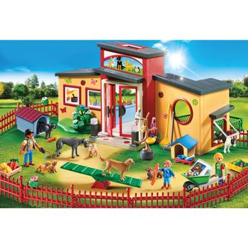 Playmobil Pet Hotel, Set
