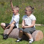 Multi-Seater Foam Log, Each