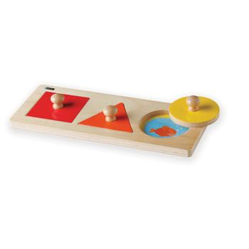 Baby Puzzles, Shapes, Age 2+, Each