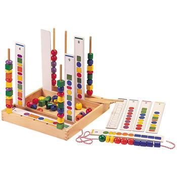 Bead Stacker & Sorter, Age 3+, Set