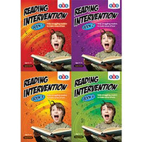 Reading Intervention Books, Book 3 (Newspaper Articles), Each