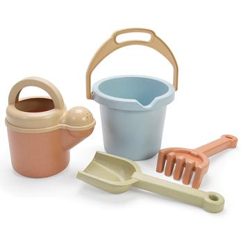 Bioplastic Range, Small Sand & Water Set, Set of 4