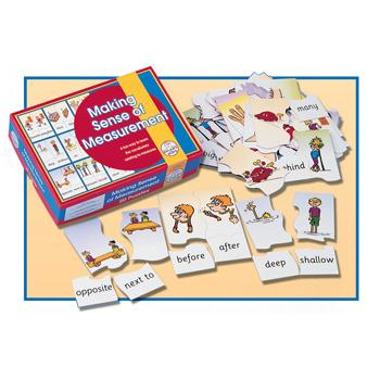 Weighing & Measuring, Making Sense of Measurement, Pack of 20 Puzzles